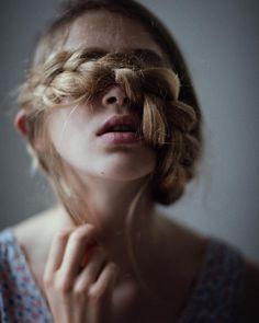 Gorgeous Female Portraits by Jesse Herzog