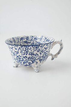 Attingham Tea Cup, Anthropologie