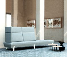 System of Very Comfortable Sofas Designed by Arik Levy - #design, #furniture, #modernfurniture, design, #sofa, sofa