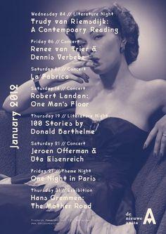 Online portfolio of Simon Lund #poster