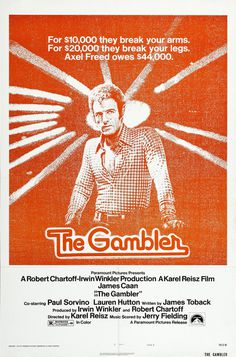 the gambler #poster #cinema #film #movie