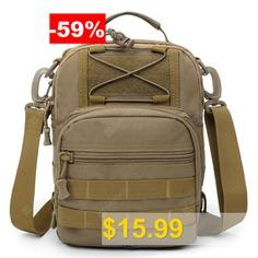 Durable #Wear-resistant #Waterproof #Men #Chest #Bag #- #WOOD