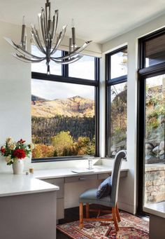 Boulder Ridge Mountain Retreat Featuring Contemporary Elegance 22