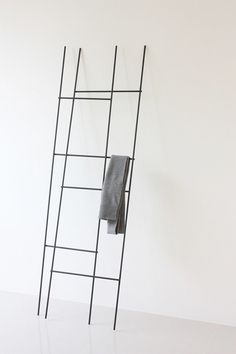 Ladder Coat Rack