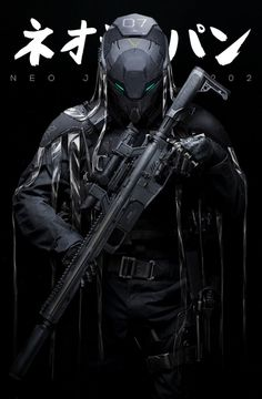 Neo Japan 2202 – Phantoms by Johnson Ting