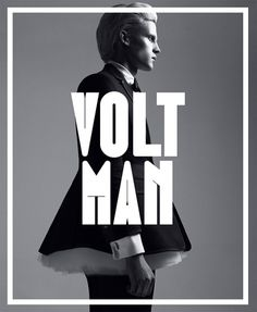 VOLT'S VAULT | VOLT MAN | Volt Café | by Volt Magazine #volt #cafe #fashion #layout #editorial