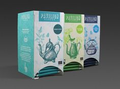 Pavilion - The Dieline: The World\'s #1 Package Design Website -