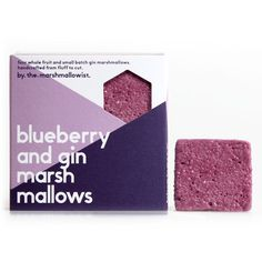 The Marshmallowist #packaging #typography