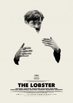The Lobster, MNP, Vasilis Marmatakis #movie #film #poster