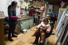 Symbiosis of Working and Living: Claustrophobic Homes of Beijing by Alina Fedorenko