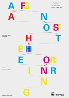 NERDSKI | THE INSPIRATION BLOG OF NERDSKI DESIGN STUDIO #design #graphic #poster #typography