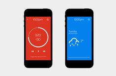 IOS Icon set #UI #Icons