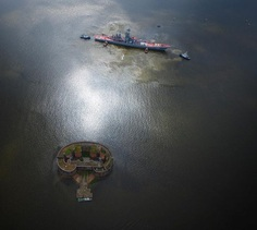 Baltic Sea From Above: Stunning Drone Photography by Sergey Vasilyev