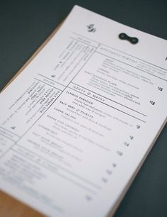 FFFFOUND! #type #menu #vintage