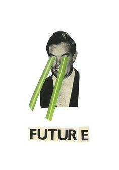 Future #germendetrigo #collage #future #X #rays #art #vintage #modern #men #Murcia #canvas