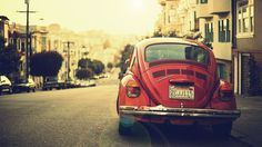 Vintage Volkswagen #automotive #photography #inspiration