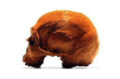 100% Chocolate Skulls, Anatomically Correct Human skull