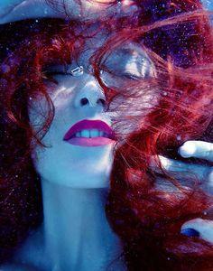 Romantically Submerged Photography : Underwater by Michael David Adams