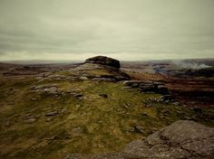 Dartmoor #mountain #smoke #photo #landscape #rocky #terrain #moor