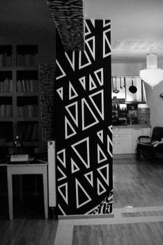 BLAQK #calligraphy #geometry #lines #2012 #greg papagrigoriou #blaqk #simek