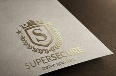 Super Secure Logo