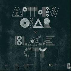 All sizes | 10.Matthew Dear - Black City | Flickr - Photo Sharing!