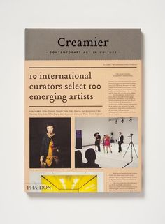 Creamier on Behance