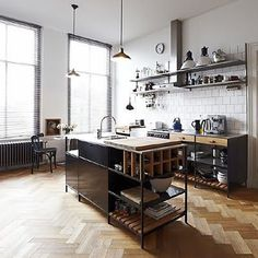 Roseland Greene #kitchen