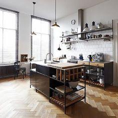 Roseland Greene #kitchen