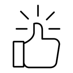 See more icon inspiration related to like, finger, thumb up, hands, hands and gestures and gestures on Flaticon.