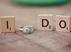 social pic - engagement ring photoshoot idea