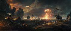 Battlefield by 88grzes on deviantART #battlefield