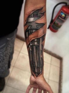 Realistic Tattoos by Yomico Moreno | 123 Inspiration