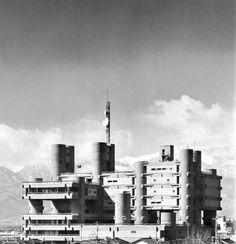 OTAKU GANGSTA #architecture #building #60s #factory