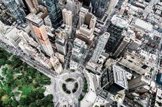 New York City Skyline in Stunning Aerial Photos by George McKenzie Jr