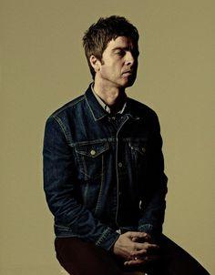 Nadav Kander - Nadav Kander — Noel Gallagher