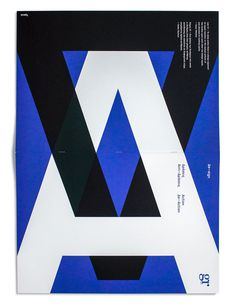 Design Action poster #type #letters #poster