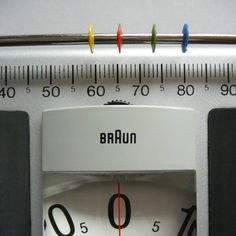 WANKEN - The Blog of Shelby White » Braun Product Collection #braun #detail