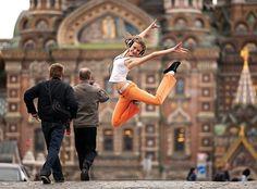 Dance Petersburg by Vitaly Sokolovsky | Cuded #vitaly #dance #petersburg #sokolovsky