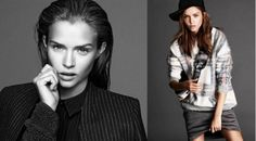 Josephine Skriver by Jimmy Backius #fashion #photography #inspiration