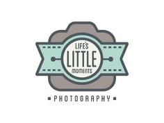 Dribbble - Life's Little Moments Final by Jon Burton #logo #vector #camara #film