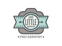 Dribbble - Life's Little Moments Final by Jon Burton #logo #vector #camara #film