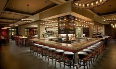 Architectural Interior Design Normans restaurant bar.jpg 1,200×720 pixels