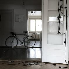 Fave Instagrammers: paul #interior #design #decor #bike #deco #decoration