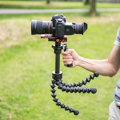 Camvertible Video Stabilizer #tech #flow #gadget #gift #ideas #cool