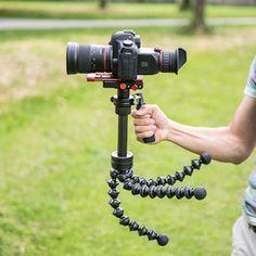 Camvertible Video Stabilizer #tech #flow #gadget #gift #ideas #cool