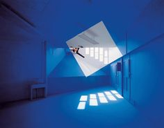 New Anamorphoses by Georges Rousse5 #architecture #art