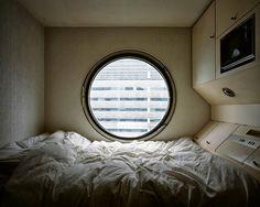 Nakagin Capsule Tower- Kisho Kurokawa #tokyo #interiors