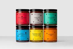 Jammy Yummy by Hey #label #jar #colourful