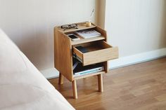 Sumo Side Table by Kiltt Design